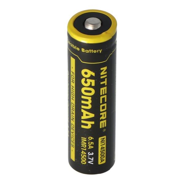 Nitecore Li-Ion batterij type 14500IMR