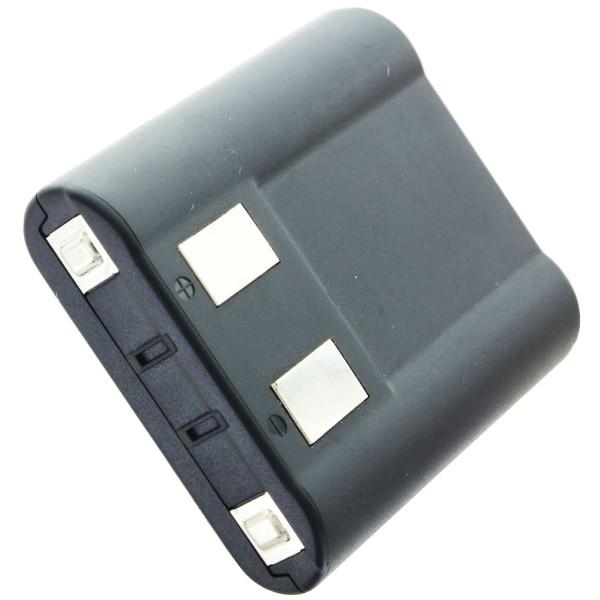 Batterij geschikt voor Motorola NTN9395A, Talkabout T6210 3,6 volt 700mAh NiMH-batterij