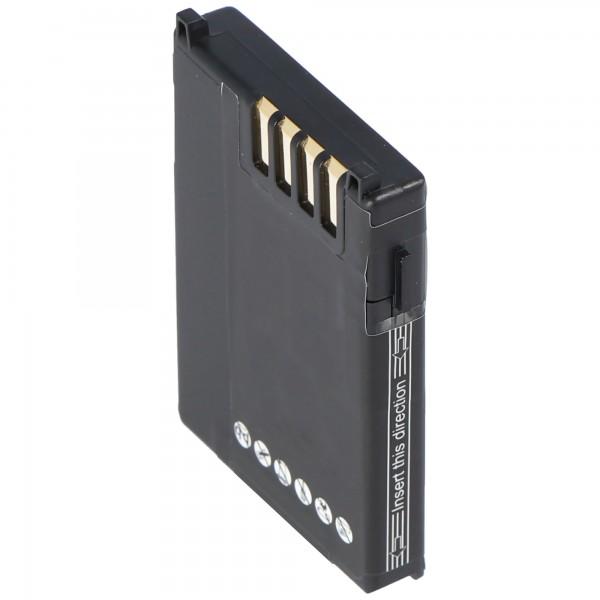 AccuCell-batterij geschikt voor Motorola L7089, P7389, T 260, V3688