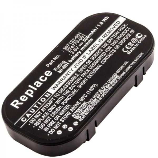 HP 274779-001 batterijback-up als vervangende batterij van AccuCell