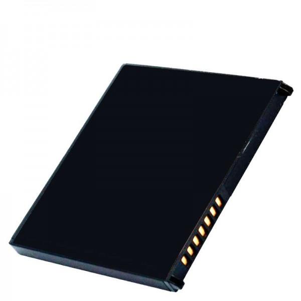 430128-002 batterij geschikt voor HP type 430128-002 3,7 volt 1700mAh
