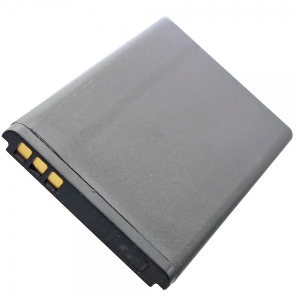 Batterij geschikt voor Binatone BB 300, BB300 senior telefoon 3,7 volt 900 mAh