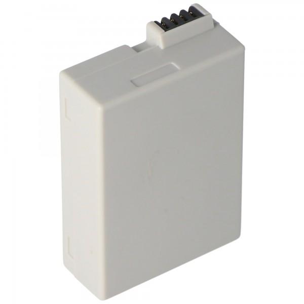 AccuCell-batterij geschikt voor Canon LP-E8, EOS 600D, Kiss X5, Rebel T3i
