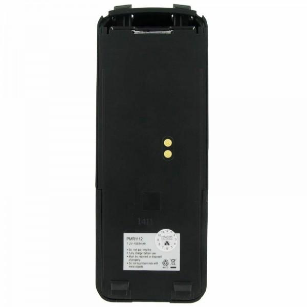 AccuCell-batterij geschikt voor Bosch PR 11, AKK1112L, 1500mAh