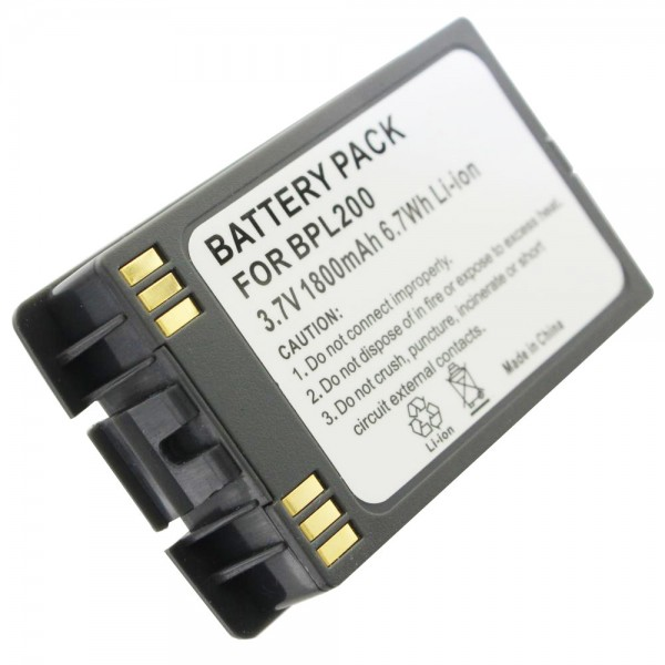 Batterij geschikt voor Avaya 3641 batterij, 3645 batterij BPL100, PBP0850, PBP1300, PBP1850