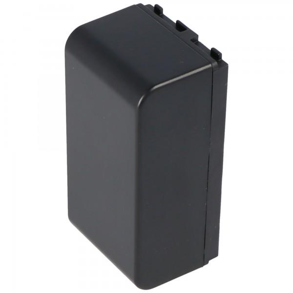 Accu geschikt voor JVC BN-V11U, BN-V12, BN-V12U, BN-V14U