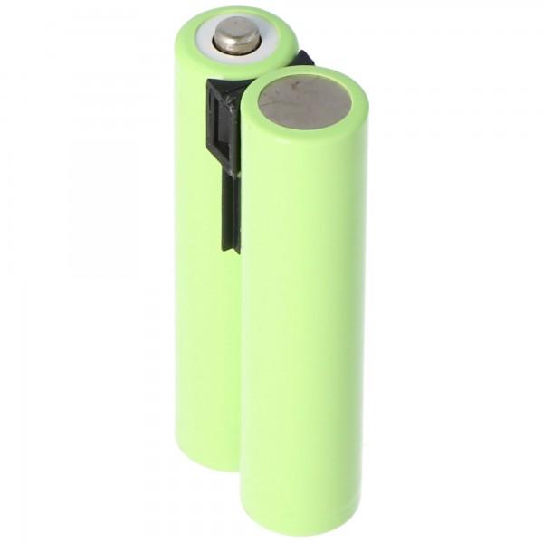 AccuCell-batterij geschikt voor Fuji NH-20, Fuji NH-20, FinePix F420