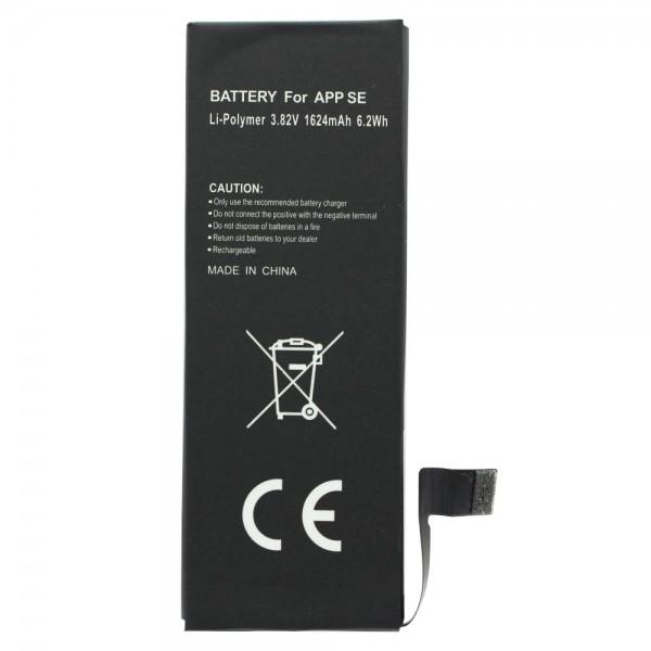 Batterij geschikt voor de Apple iPhone SE batterij 616-00107