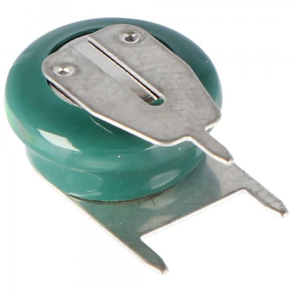 Varta V40H NiMH-batterij 55604, knoopcel MH 13654 met 3 PIN