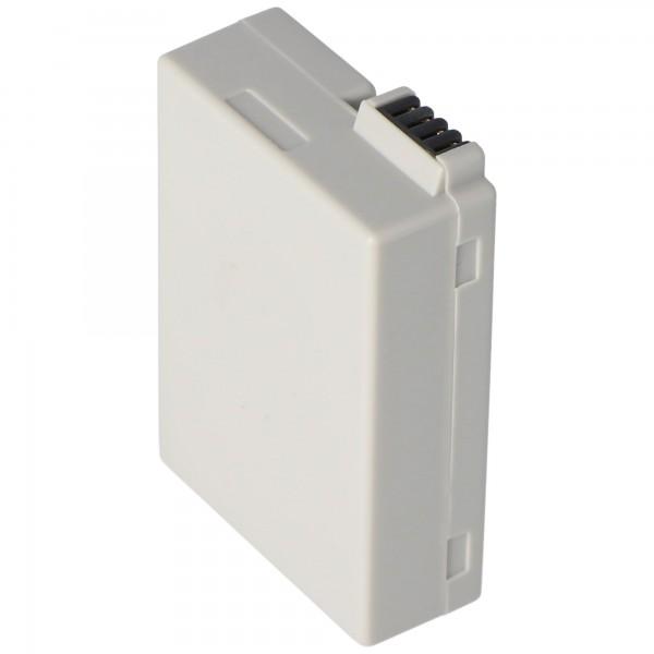 AccuCell-batterij geschikt voor Canon LP-E8, EOS 550D, EOS 600D, Rebel T2i