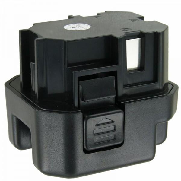 Batterij geschikt voor Senco GT65DA batterij, GT90CD met 6 volt en 1500 mAh