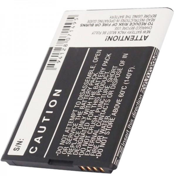 Huawei Ascend G510, Y210 replica-batterij van AccuCell