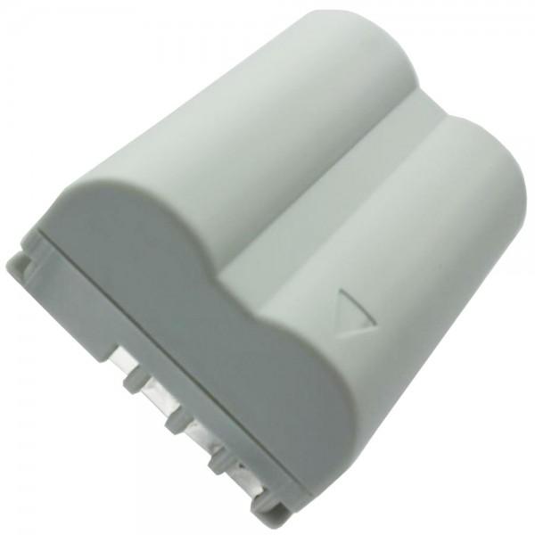 Batterij geschikt voor Olympus BLM-5, DSLR E5 batterij (niet origineel)