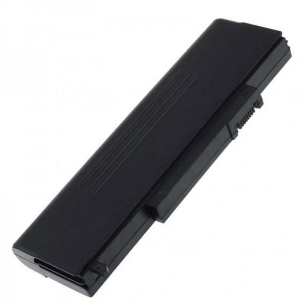 Accu geschikt voor Medion Akoya P4610, Medion MD96688, 11.1V, 6600mAh