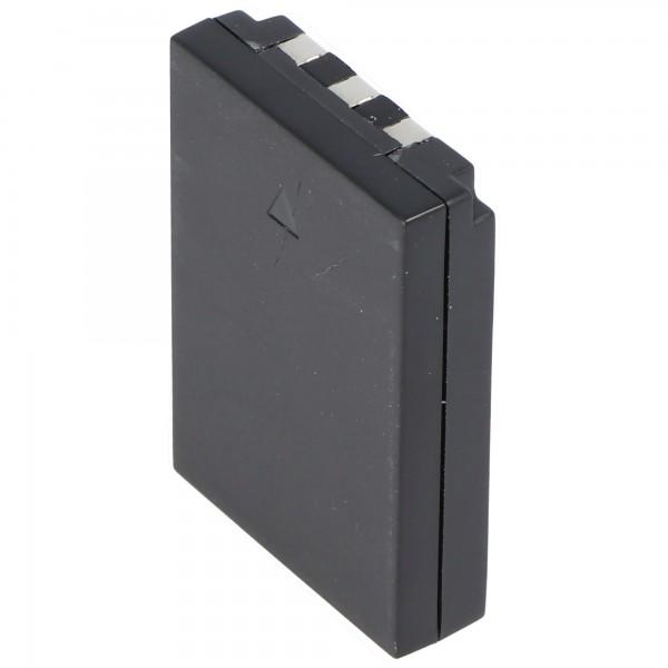 AccuCell-batterij geschikt voor Sanyo DB-L10, 1100mAh
