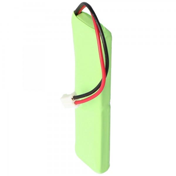 Batterij geschikt voor de Binatone iDECT X3 batterij 2SN-3 / 5F60H-H-JP1, 2SN-3 / 5F60H-H-JP2