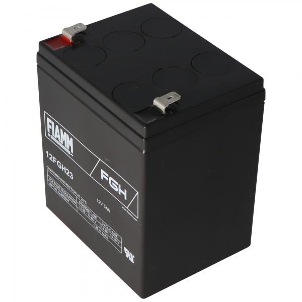 Fiamm FGH20502 batterijkabel PB 12Volt 5,0Ah