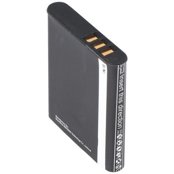 APB-50 batterij voor Agfa Optima 147 APB-50 vervangende batterij