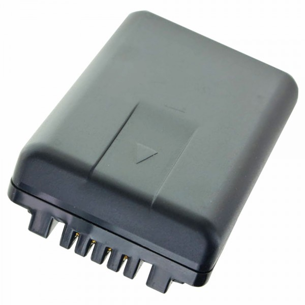Replica-batterij alleen geschikt voor de Panasonic VW-VBL090-batterij voor HDC-HS60K