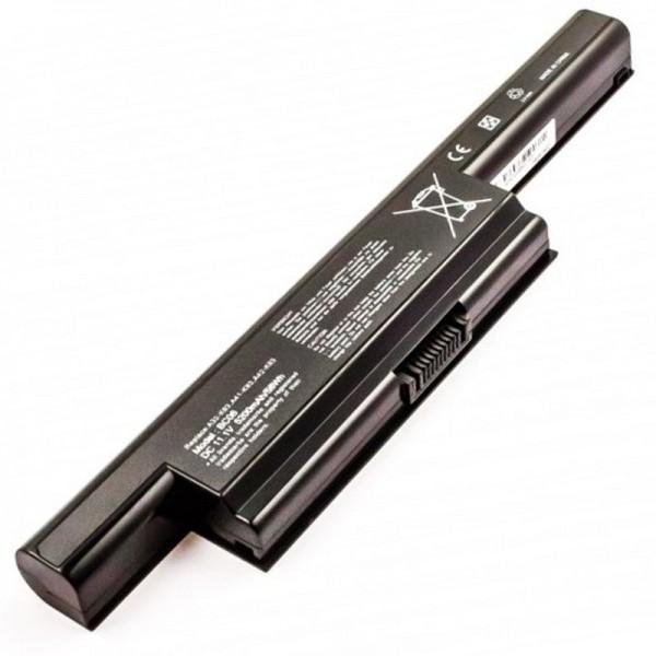 A32-K93 batterij geschikt voor Asus K93-serie type A32-K93 met 11,1 volt 5200mAh